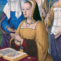 Music for the funeral of Anne of Brittany