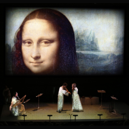 Leonardo da Vinci, the hidden music