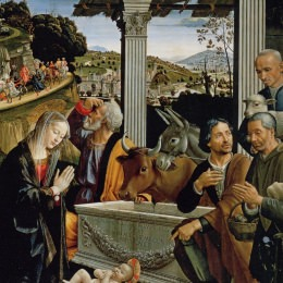 Christmas in Rome : Lauds and oratorios