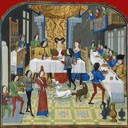 Un banquet Renaissance